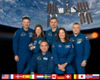 International Space Station (ISS) Expedition 24 Crew Portrait